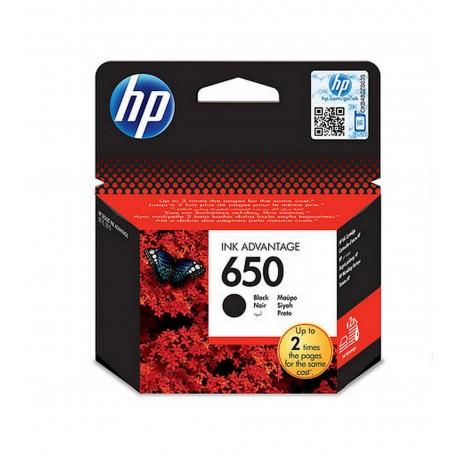 HP 650 Czarny