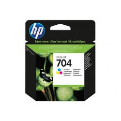 HP Atrament Deskjet 704 black