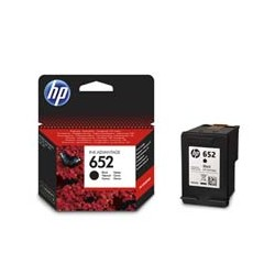 HP Tusz 652 black