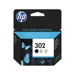 HP 302 Tusz Black
